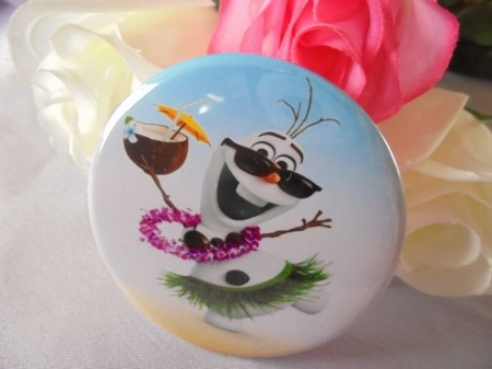buttons frozen olaf hawai 58 mm