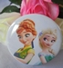 button frozen anna en elsa zomer 58 mm