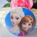 button frozen elsa en anna 58 mm