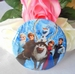 button alle figuren frozen 58 mm